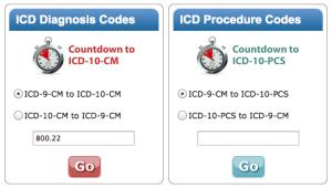 Icd widgets