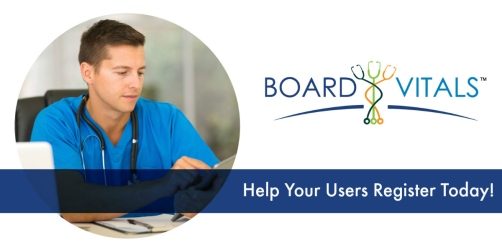 BoardVitals Registration Tools